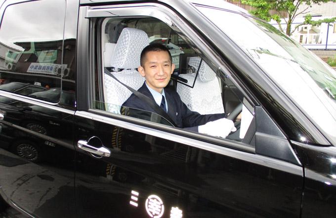 タクシードライバー業務